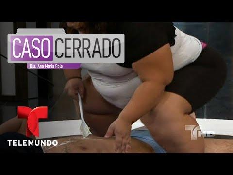 Caso Cerrado - Sexo entre gordos