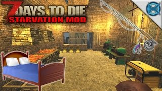 Nonton 7 Days To Die Mod   Forge Room  Fishing   Bed   Sp Let S Play Starvation Mod Gameplay   S01e30 Film Subtitle Indonesia Streaming Movie Download
