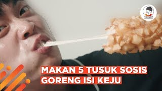 Video 🌭SOSIS GORENG GULUNG TEPUNG🌭 ISI KEJU🧀 MP3, 3GP, MP4, WEBM, AVI, FLV September 2019