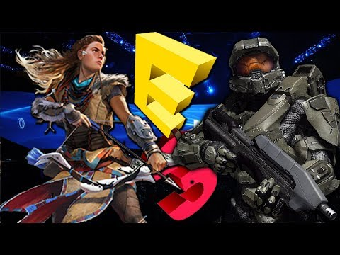 E3 2017 is Imminent! My Schedule and Plans This Year!
