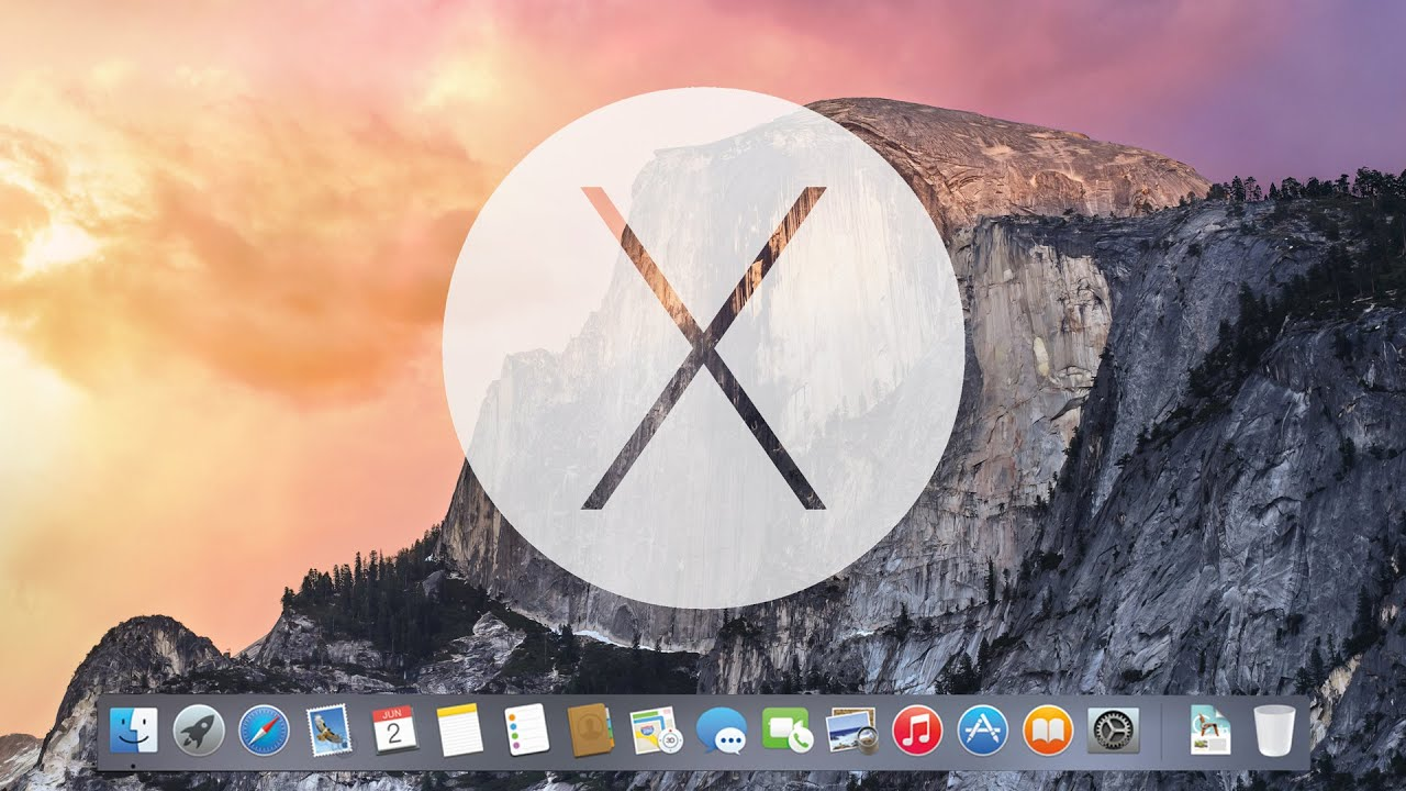 OS X Yosemite Beta Preview | Mashable