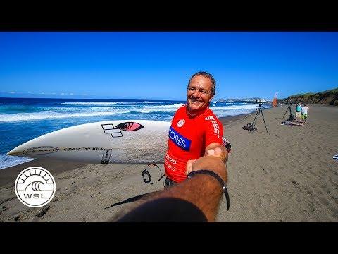 Glen Winton Destroys a Left for 9.27 (видео)