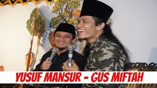 Download Video Gus Miftah - Ustadz Yusuf Mansur - Pak Jokowi JK - Ki Enthus Susmono - Ponpes Nurul Huda Sragen 2017 MP3 3GP MP4