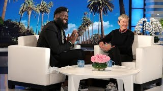 Video Ellen Meets Extraordinary New Jersey Principal Akbar Cook MP3, 3GP, MP4, WEBM, AVI, FLV Oktober 2018