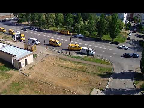 ДТП в Волжске на улице Карбышева