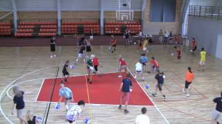 Latvia Basketball 2010 - Day 4