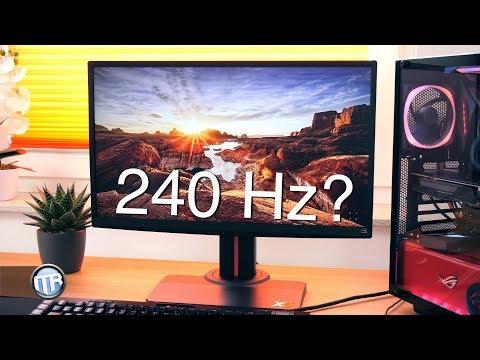 Was bringen 240 Hz? ViewSonic XG2530 im Check!