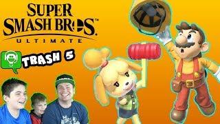 Super Smash Bros Ultimate Top 5 Weakest