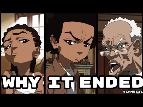 Why The Boondocks Was Canceled