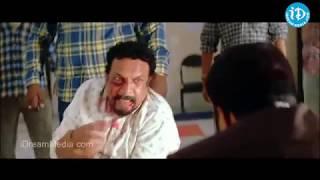 Mahesh Babu as Powerful Police Officer - Pokiri Movie