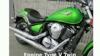 7. 2008 Kawasaki Vulcan 900 Custom Specification and Info