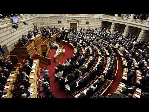 Συζήτηση για τις προγραμματικές δηλώσεις της κυβέρνησης