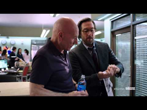Blunt Talk (Featurette 'Adrian Scarborough')