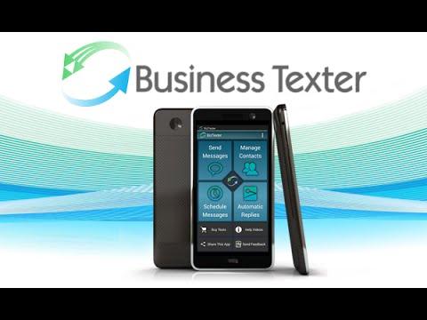 Video of BizTexter Smart Text Marketing