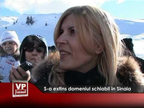 S-a extins domeniul schiabil în Sinaia