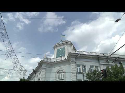 Сьогодні - річниця підняття національного прапора над ратушею Житомира