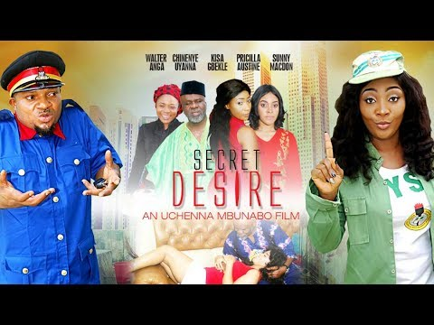 Secret Desires Season 2 -  Latest 2017 Nigerian Nollywood Movie [premium]