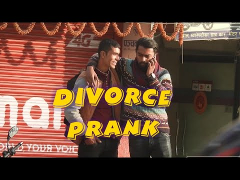 (Divorce Prank // Funniest Reaction - Duration: 10 minutes.)