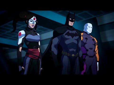 Young Justice 3x10 - Batman's A Team