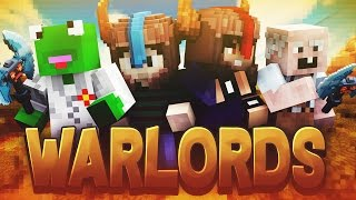 Minecraft WARLORDS - Episode 1 - The Basics