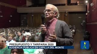 BALANCE DE SEIS MESES DE INTENDENTE INTERINO: MARCELO RODRIGUEZ: EL 12 VOY A DEJAR UN MUNICIPIO FUNCIONANDO