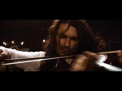 Paganini Plays In A Tavern