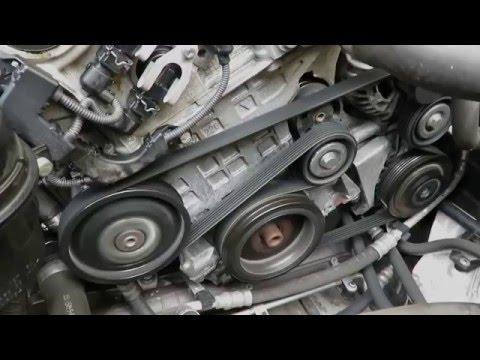 Austausch Keilriemen Beim N46 N42 Motor Von Bmw Acureus