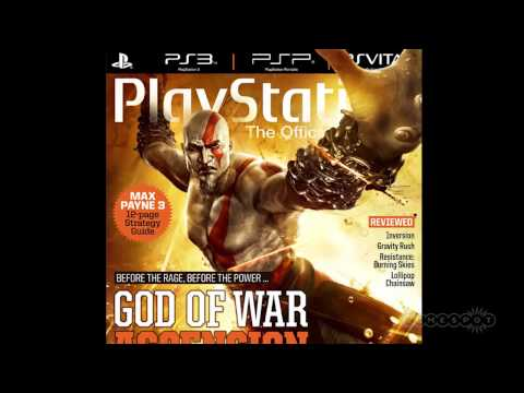 GS News - PlayStation: The Official Magazine shutting down