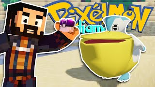 PIXELMON DIAMOND - Choosing My Team Captain! - EP04