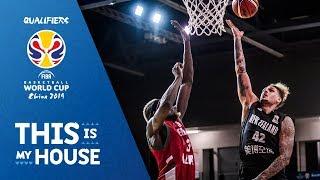 New Zealand v Lebanon - Highlights - FIBA Basketball World Cup 2019 - Asian Qualifiers