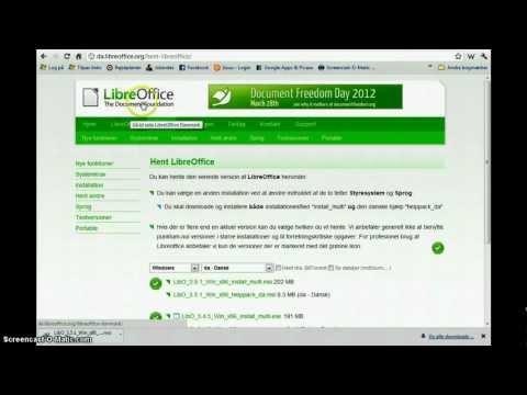 Comment installer libreoffice la r ponse est sur - Comment installer office sur mac ...