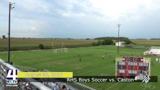 RHS Zebra Soccer vs Caston Comets