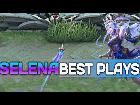 SELENA BEST PLAYS HIGHLIGHTS | ZenT | MLBB