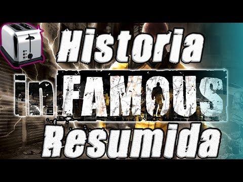 Maquillaje - Historia : inFAMOUS 1