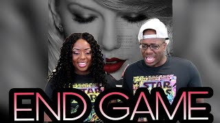 Video TAYLOR SWIFT - END GAME ft. ED SHEERAN, FUTURE|  Couple Reacts MP3, 3GP, MP4, WEBM, AVI, FLV Maret 2018