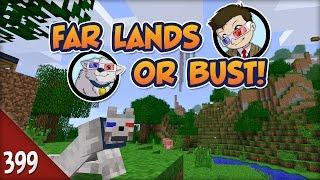 Minecraft Far Lands or Bust - #399 - Peanut Butter Blobs