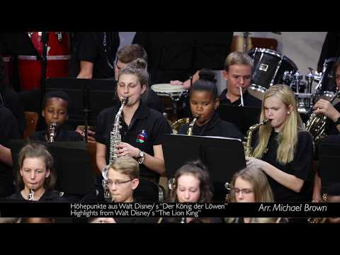 Orchesterwoche 2019 - Highlights: Lion King