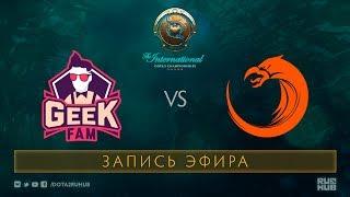 Geek Fam vs TNC, The International 2017 Qualifiers [Mila]