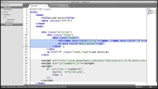 JQuery Load More Plugin: The Plugin (Part 4/4)