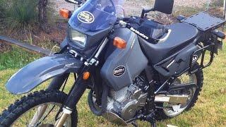 5. My Suzuki DR650 Mods