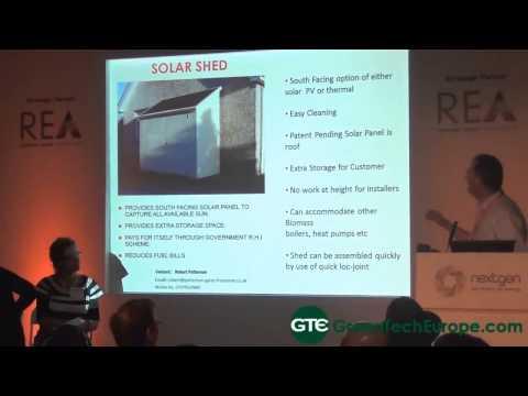 Solar Shed Presentation