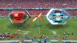 06/12/2009 O Flamengo vence o time reserva do Grêmio pela última rodada do campeonato brasileiro 2009 e se consagra...