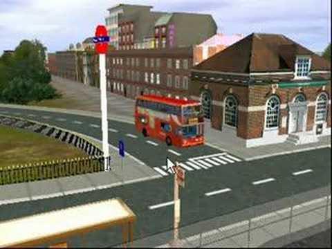 London Bus Route part 1