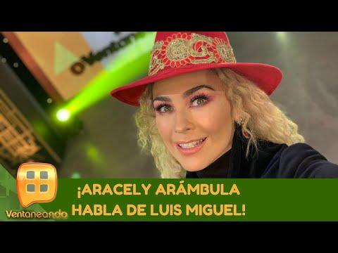 ¡Aracely Arámbula habla de Luis Miguel! | Programa del 17 de diciembre 2020 | Ventaneando