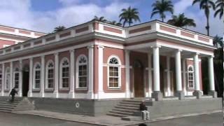 Museu Imperial, Palácio de Cristal e Catedral. Petrópolis-RJ
