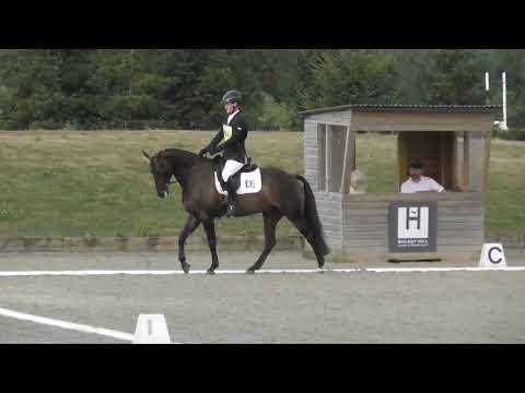 Dressage Aston Intermediate July 2018 - 2nd