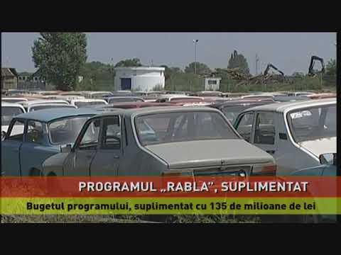 """Programul """"Rabla Clasic"""", la dispoziția solicitanților"""