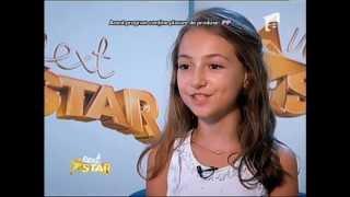Elena Hasna, 12 ani, Targu Jiu - prezentare - Next Star