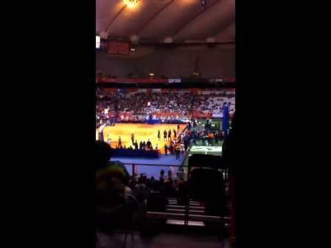 Midnight Madness 2010 Syracuse Basketball