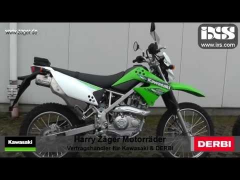 Kawasaki KLX125 vs Derbi Senda DRD 125 Your favorite? Vergleich Compare comparación comparação